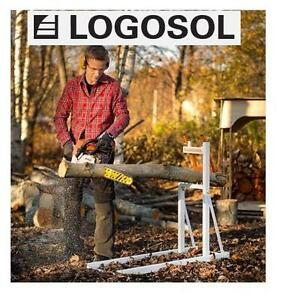 NEW LOGOSOL SMART LOG HOLDER - 113394255 - Tools  Home Improvement  Power  Hand Tools  Hand Tools
