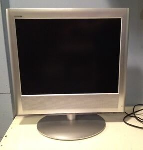 "Toshiba 20"" LCD TV in perfect condition for sale"