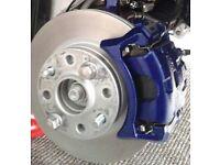 Fiesta mk7 brakes