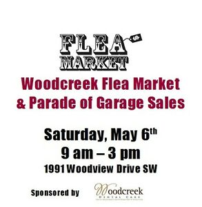 Woodcreek Flea Market & Parade of Garage Sales