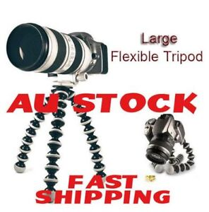 ★ AU STOCK ★ Large Octopus Flexible Joint Tripod DC Gorilla Pod For Camera DSLR