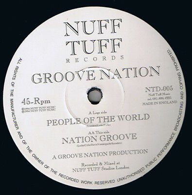 Groove Nation (3) / People Of The World / Nation Groove