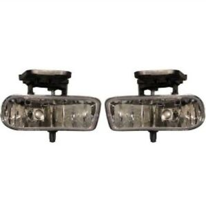 2001 GMC Sierra SLE fog lights Wanted