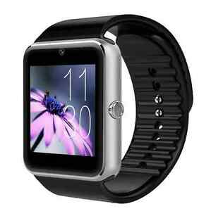 SMART WATCH sim card et gprs COMPATIBLE ios et android