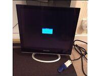 "Philips 17"" PC CCTV Monitor"