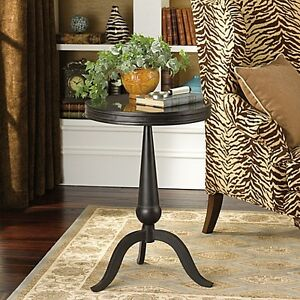 NEW: BOMBAY Torrance (cast iron and metal) Accent Table -