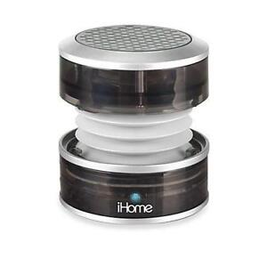 iHM60 Rechargeable Mini Speaker System by iHome in Black