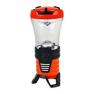 Dorcy® Rechargeable LED Lantern with Bluetooth® Speaker and Powe