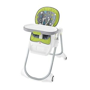 Fisher Price Total Clean High Chair - nearly new