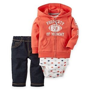 Carters 9 Months outfits