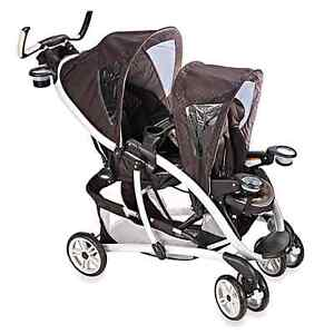 Quattro Tour® Duo Classic Connect™ Stroller   Kitchener / Waterloo Kitchener Area image 1