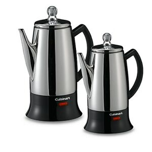 Percolator, Cuisinart Classic 12 cup electric coffee maker