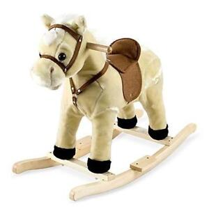 New Happy Trails Rocking Lil Henry The Horse, PICKUP ONLY - DI6