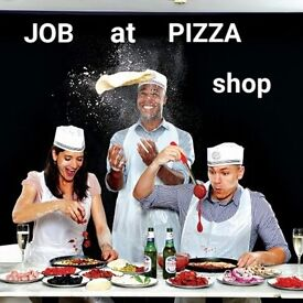 PIZZA SHOP STAFF part time, weekends mainly