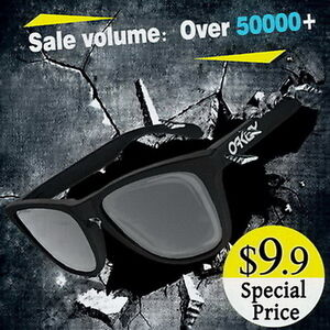 discounts of 80%,only $ 9.9 Oakley Sunglasses