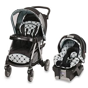 Travel system graco hathaway