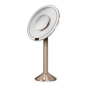 simplehuman® 8-Inch Sensor Mirror Pro in Rose Gold