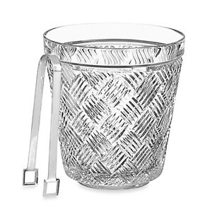 Marquis By Waterford Versa Ice Bucket With Tongs
