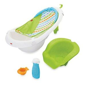 Fisher-Price® 4-in-1 Sling 'n Seat Bath Tub