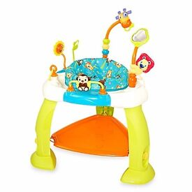 Bright start bounce bounce baby entertainer