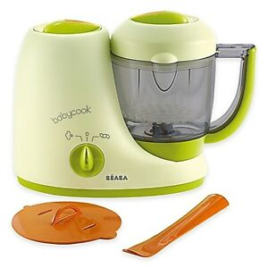 Beaba Babycook complete cooking system