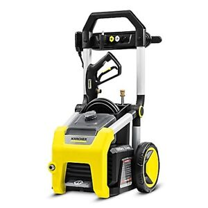Karcher® 1900 PSI Electric Pressure Washer in Yellow/Black