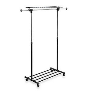 Clothing Rack from Bed Bath & Beyond (like new)!