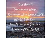 Day Trip To Porthcawl Wales Saturday 25th August
