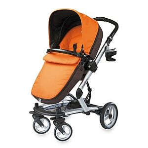 Peg Perego Skate stroller and a pram with all the accessories