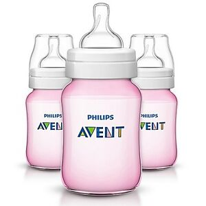 3 Biberon Anti-colique Philips Avent, 240 ml (9oz)