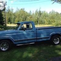 1980 Ford f100 Custom,,Excellent Condition
