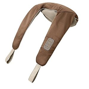 HoMedics Percussion Back and Shoulder Massager with Heat