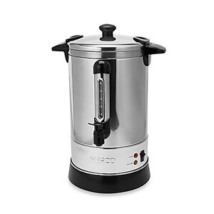 New Stainless Steel 30 cup Coffee Urn