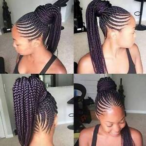 Tresses & Coiffures Africaines !!!