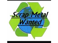 Wanted scrap metal