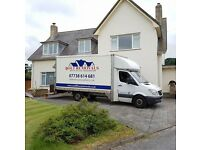 PROFESSIONAL, AFFORDABLE,RELIABLE REMOVAL SERVICE, MAN AND VAN SERVICE, HALF PRICE HOUSE REMOVALS