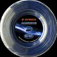 DYREEX DARKWAVE TENNIS STRING 1.25, 200 M REEL, BRAND NEW