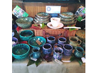 Valentines Pottery Workshop at Caffe Clifton Saturday 11th of February