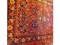 Large Handmade Persian Rug £200 ono
