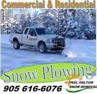 Snow Plow Snow Removal Parking Lot Snow Clearing Ice Melter