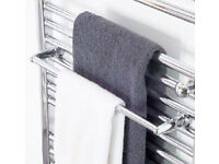 Gaveno Cavailia Grey Hand Towel and get an additional Peach Coloured towel FREE!