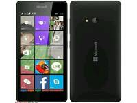 Microsoft lumia black 540