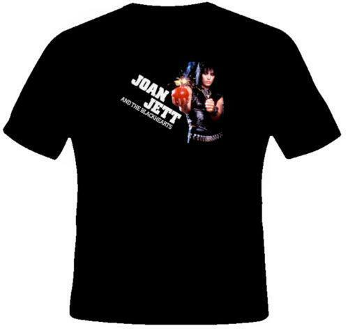 Joan Jett Tour T Shirts