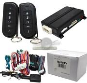Keyless Entry and Remote Start