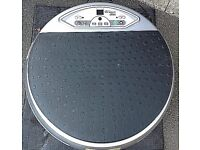 Vibration Disc Exercise Plate, Get Fit for Summer