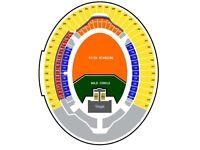 Rolling Stones GA Standing ticket BARGAIN 22nd Olympic Stadium