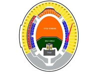 2 x Rolling Stones seats / best in stadium /Olympic Stadium 22/5 | Block 134 NOW £200