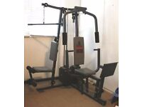 Weider 8630 Home Gym used and in good condition