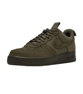 Nike AF-1 Air Force One Army Green size 9