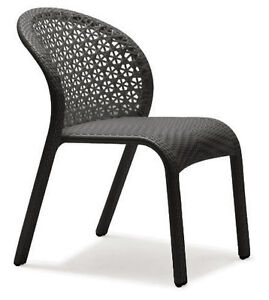 CLEARANCE SALE! Patio Furniture - Stackable Dining Chair 50% OFF